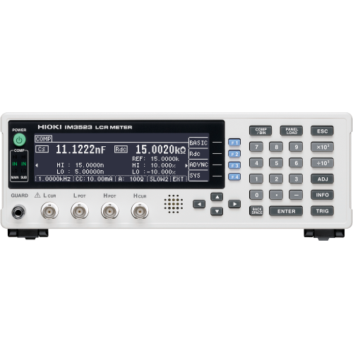 IM3523 - LCR meters