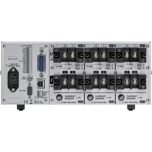 PW3337 - Wattmetro trifase