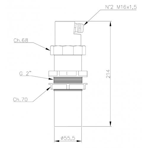 RPL81 - Trasmettitore di...