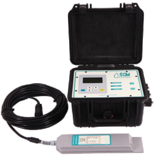 SGM-600P - Portable area...