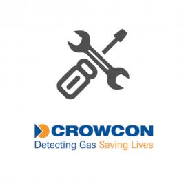 Crowcon calibration
