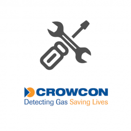 Crowcon Calibrazione strumenti