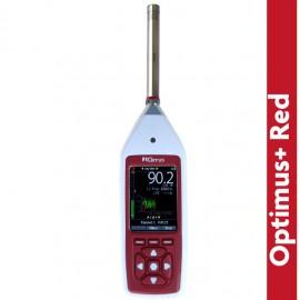 Optimus+ Red - Sound level...
