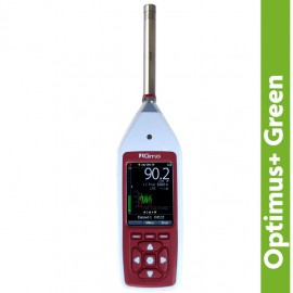 Optimus+ Green - Fonometro